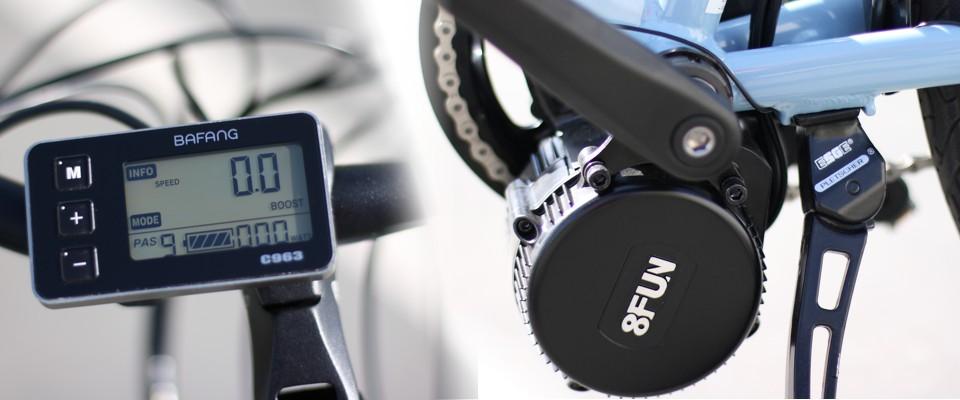 Bafang BBS01 Mittelmotor