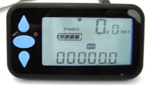 Vitenso LCD Display 2011/2012 zum Umbaukit 36DVR & 36DHR...