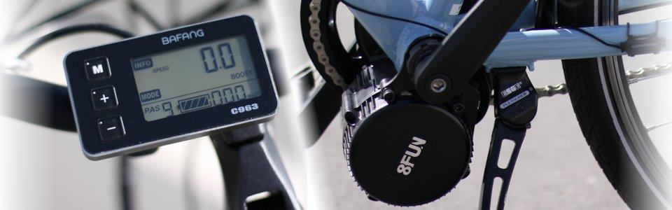 E-Bike Antrieb zum Nachrüsten
